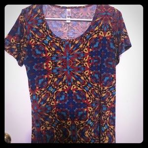 Lularoe Classic T Size S.  Used In